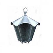 Závěsná kovaná lucerna, LM006, zinkovaná