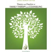Theory And Practice Of Family Therapy And Counseling by James Bitter