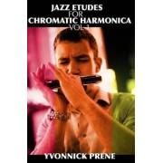 Jazz Etudes for Chromatic Harmonica by Yvonnick Prene