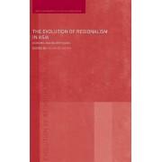 The Evolution of Regionalism in Asia by Heribert Dieter