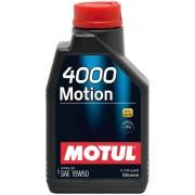 MOTUL 4000 Motion 15W50 1 litru