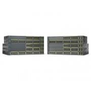 Cisco Catalyst WS-C2960+24TC-L Managed L2 Fast Ethernet (10/100) Black network switch