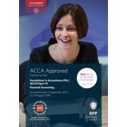 FIA Foundations of Financial Accounting FFA (ACCA F3) by BPP Learning Media