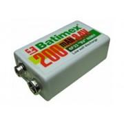 Akumulator 9V 200mAh NiMH 8.4V Batimex LSD