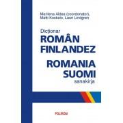 Dictionar roman-finlandez. Romania-suomi sanakirja