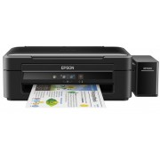 Multifunctional inkjet color EPSON L382, CISS, A4, USB