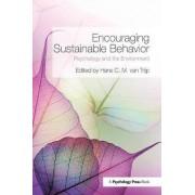 Encouraging Sustainable Behavior by Hans C.M. Van Trijp