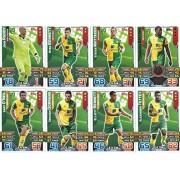 Match Attax 2015/2016 Norwich City Team Base Set Plus Star Player, Captain & Away Kit Cards 15/16
