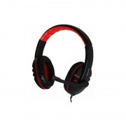 Casti gaming Spacer SPK-203 Red / Black