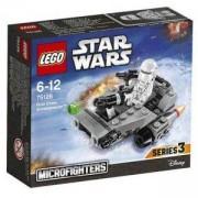 Конструктор ЛЕГО СТАР УОРС - сноуспийдър първа заповед, LEGO Star Wars, 75126