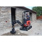 Miniexcavator Eurocomach ES 10 ZT second-hand