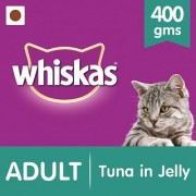 Whiskas Wet Meal (Adult - Cat Food) Tuna 400 Gm Can
