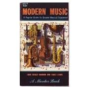 Modern music - James Tasker-Howard - Livre
