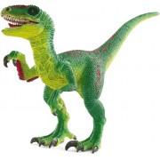 Schleich Velociraptor groen 14530