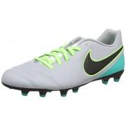 Nike Tiempo Rio Iii fg, Botas de Fútbol para Hombre, Gris (Gris (Wolf Grey/Black-Clear Jade))