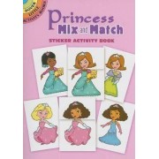 Princess Mix and Match by Robbie Stillerman