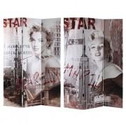 Paravan decorativ Marilyn Monroe