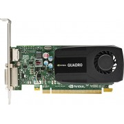 HP J3G86AT NVIDIA Quadro K420; GPU: GK107 with 192 CUDA cores; Power: 41W 1GB GDDR3 videokaart
