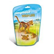 Playmobil 6940 - Leopardo con Cucciolo