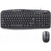 Kit tastatura cu mouse Njoy CM120WR Negru