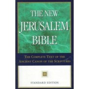 New Jerusalem Bible-NJB-Standard by Henry Wansbrough