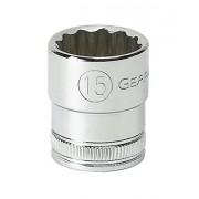 """GearWrench 80485 Socket, 12 Point, 3/8 """", 9 mm de disco"""
