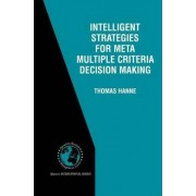 Intelligent Strategies for Meta Multiple Criteria Decision Making by Thomas Hanne