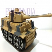 Radio Remote Control Tank 1 : 32 RC Battle Tank Battery Operated Military Tank