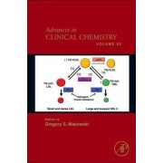Advances in Clinical Chemistry: Volume 55 by Gregory S. Makowski