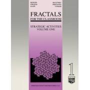 Fractals for the Classroom: Strategic Activities: Volume 1 by Heinz-Otto Peitgen