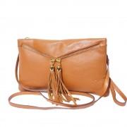 "Florence Leather Market Piccola pochette tipo ""Clutch e wristlet"" in pelle (6127)"
