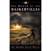 The Hound of the Baskervilles (with Illustrations by Sidney Paget) by Sir Arthur Conan Doyle