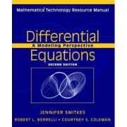Differential Equations: Mathematica Technology Resource Manual by Robert L. Borrelli