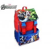 AV16101 Zaino a spalla estensibile scuola The Avengers 41x28,5x20 cm