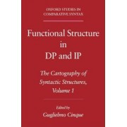 Functional Structure in DP and IP by Guglielmo Cinque