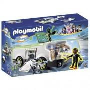 Playmobil 6692 - Super 4: il Camaleonte con agente Gene
