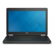 Laptop DELL, LATITUDE E7250, Intel Core i7-5600U, 2.60 GHz, HDD: 128 GB, RAM: 8 GB, video: Intel HD Graphics 5500, webcam, BT