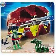 Playmobil 4802 - Pirate Fantôme Et Coquillage À Canons