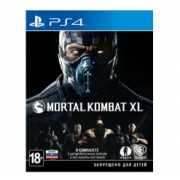 Sony PS4 Mortal Kombat XL [русские субтитры]