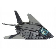 Sluban Air Force 209 Pieces Stealth Bomber Lego Compatible