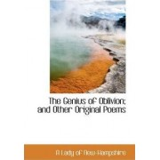 The Genius of Oblivion; And Other Original Poems by A Lady of New-Hampshire