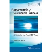 Fundamentals Of Sustainable Business: A Guide For The Next 100 Years by Matthew W. Tueth