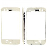 LCD & Touch Screen Frame for iPhone 3G/ 3GS(White)