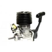 RCECHO® SH ENGINES Model Black 18 Nitro Engine 2.74cc RC Car Buggy Truck Truggy EG631 con RCECHO® Full Version Edition Aplicaciones