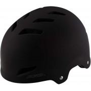 Alpina Park Junior Helm black matt 51-55 cm Fahrradhelme