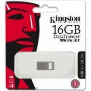 USB Flash Drive Kingston DataTraveler Micro 3.1 16GB Metal
