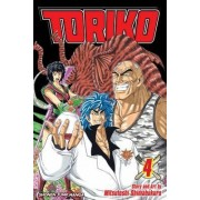 Toriko, Vol. 4 by Mitsutoshi Shimabukuro