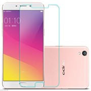 Shop Buzz branded Tempered Glass Screen Guard for Oppo A57 (With Camera and Sensor Cut) - For Oppo A57