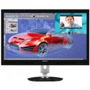 PLS Монитор 27 монитор, PLS Quad HD, 2560x1440, HDMI, Display Port, USB3.0, Webcam 272P4QPJKEB