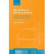 New Parties in Old Party Systems by Nicole Bolleyer